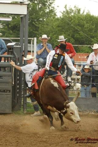 Lance Anderson – The Rodeo Stuntman